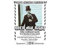 Acts Wanted Open Mic Night Cheshunt