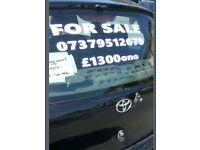 Toyota yaris 3dr 1l petrol 41k only