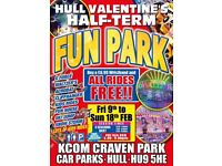 FUN PARK - HULL!!!! Things to do fairground valentines