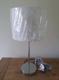 Table lamp and pendant lamp shade
