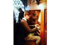 Piano, Organ and Music Theory Teacher