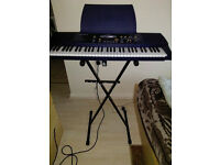 ROLAND keybord for sale + stand
