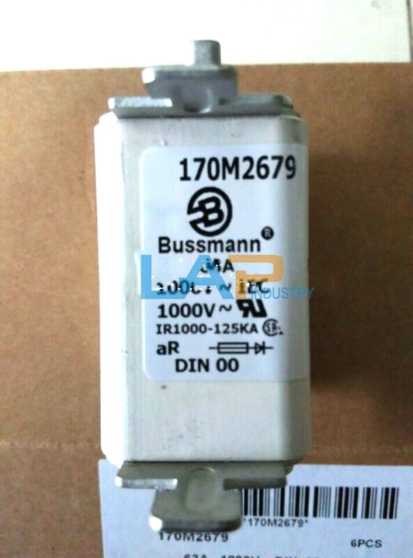 1PC NEW For Bussmann 170M2679 Fuse #ZMI