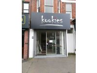 Chef wanted for Kookies Restaurant, on the Woodstock / Cregagh Rd, Belfast