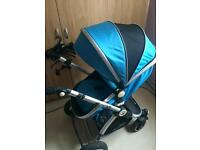 Isafe 2 in 1 pram / stroller