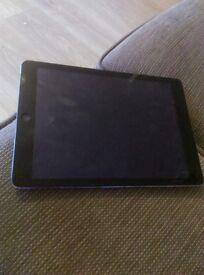 ipad air 2 icloud locked but fully working !offers!
