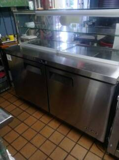 Free Commercial Fridge (Not working due to coolant leak)