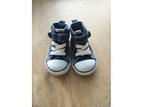 Baby boy schoes H&M trainers size UK 4 Eur18/19
