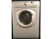 b124 silver hotpoint 6kg vented dryer comes with warranty can be delivered or collected