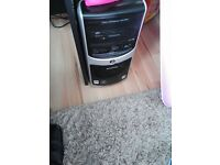 emachines pc with 22 inch monitor