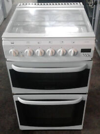 b160 white cannon 50cm gas cooker comes with warranty can be delivered or collected
