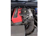 S2000 F20C Engine and Gearbox Full Conversion 72k FSH AP1