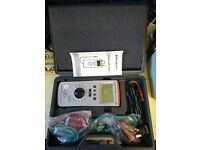 Seaward Powertest 1557 Best Of British Multifunction Installation Tester Kit
