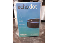 Amazon Echo Dot (2nd Generation) - brand new, sealed