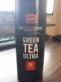 Green tea ultra brand new