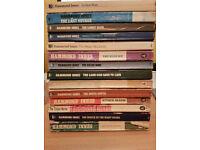 Collection of 14 Hammond Innes paperbacks