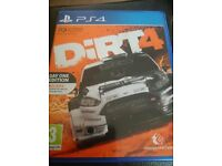 Brand New PS4 Game Dirt 4