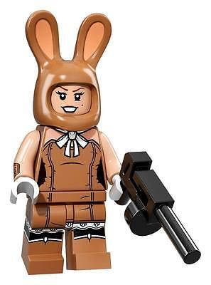 Lego Batman Movie Series March Harriet Bunny MINIFIGURES 71017 New
