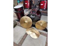 Pearl Forum drum kit full kit