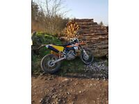 KTM 450 sxf/exc Road Registered