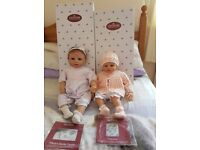 ASHTON-DRAKE SO TRULY REAL DOLLS COLLECTABLES (BARGAIN)