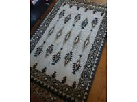 Authentic Berber Rug From The Atlas Mountains In Morocco