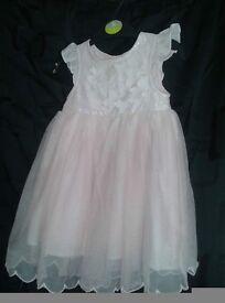 Girls 12-18m dress