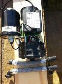 Model 53536/701 40Range 1PH - Water Pump - £45.00