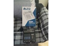 Alto 6 Channel Mixing Desk - Used Once!