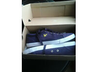 mens lyle & scott shoes