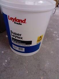 15lt white matt emulsion paint