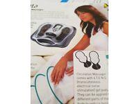 JML electrovita circulation massager new still in box never used good reason for sale