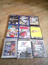 job lot of games