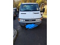 iveco daily recovery