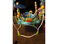 finding nemo jumperoo - very good condition