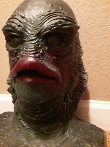 Creature From The Black Lagoon Bust