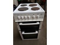 White Flavel Milano Hotplate cooker 50cm