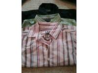 Boy's shirt bundle age 3-4yrs