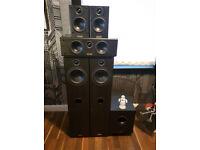 Tannoy 5.1 speakers