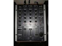 DJ Mixer - Gemini - 3 Channel