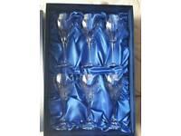 Royal Scot crystal glasses