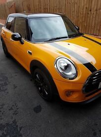 MINI COOPER 5DR HATCH