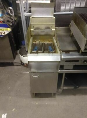 Pitco Fryer Natural Gas