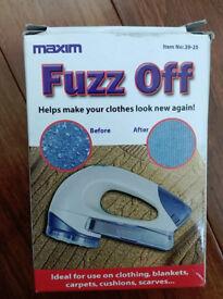 Fuzz off