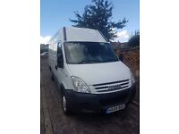 IVECO 35S12 WHITE LWB PANEL VAN 2009 FOR SALE, GOOD CONDITION.