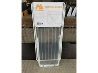 Brand new and sealed clothes airer