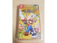 Mario + Rabbids Kingdom battle, gold edition for Nintendo Switch