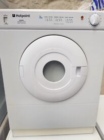 Hotpoint small tumble dryer 3kg