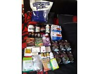 Gym Fitness Products Joblot - Protein Creatine and many more