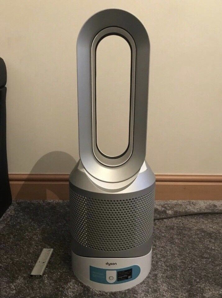 Dyson HP02 pure link fan air purifier   in St Mellons, Cardiff   Gumtree